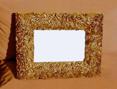 Fazer molduras em cartão