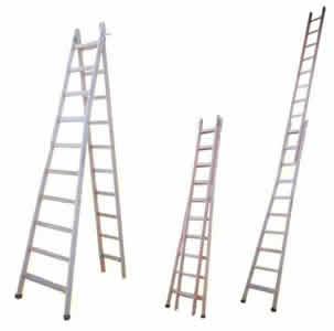 escadas de mao