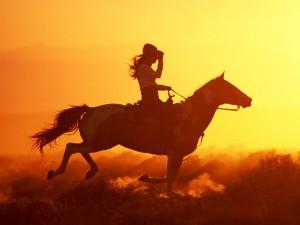 Como montar a Cavalo
