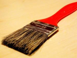 pinceis-pintura