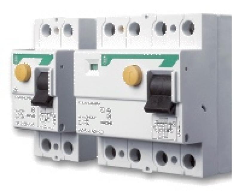 Disjuntor diferencial como montar um dispositivo for Diferencial rearme automatico