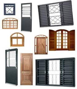 Tudo sobre janelas e portas como fazer for Puertas y ventanas usadas en rosario