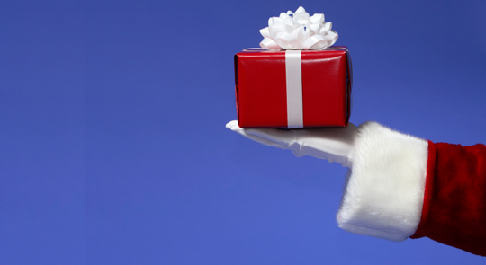 Compras colectivas de Natal