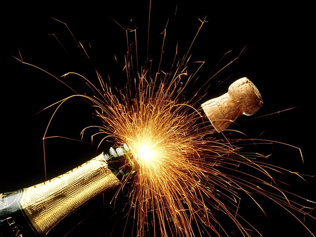 comemorar ano novo