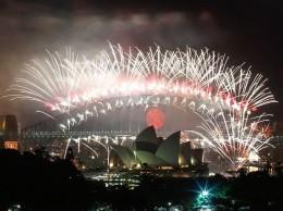 época de Ano novo na Austrália