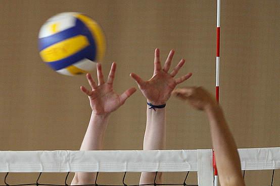Voleibol de pavilhão