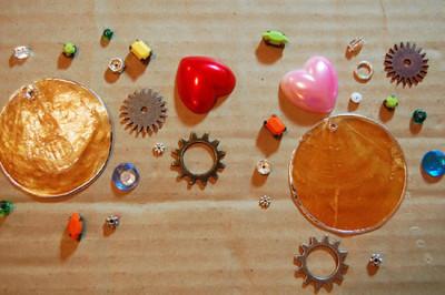 Materiais necessários para fazer brincos