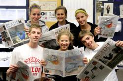 como fazer um jornal