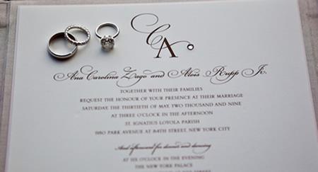 fazer convites de casamento