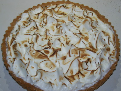 merengue caramelo