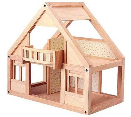 Como fazer uma casinha de boneca como fazer for Dollhouse building plans free