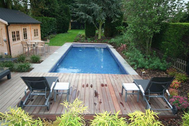 Como fazer uma piscina como fazer for Piscinas para jardin baratas