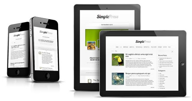 simplepress-responsive-wordpress-theme