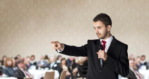 orador cativante
