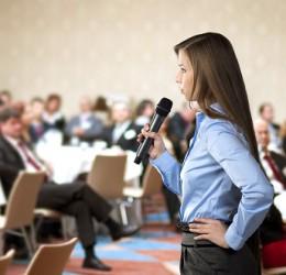Orador de sucesso