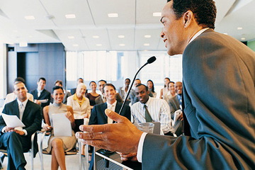 orador eficaz