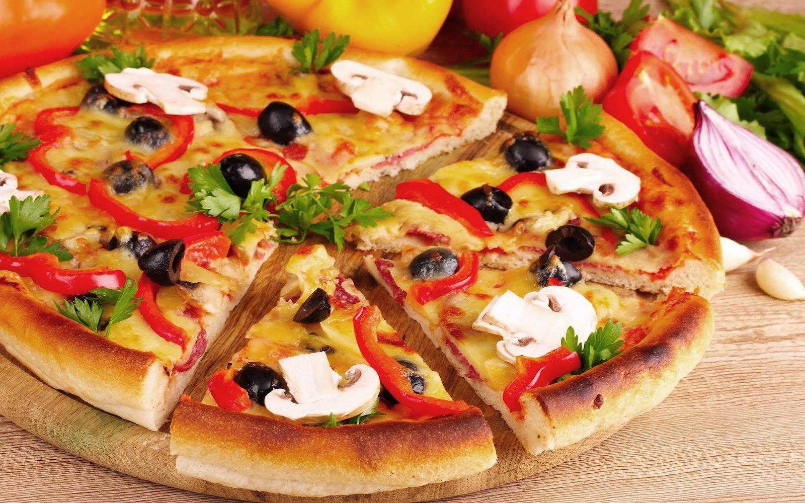 Dicas para fazer pizza