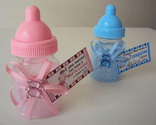 Dicas Para Fazer Lembrancinhas De Chá De Bebê